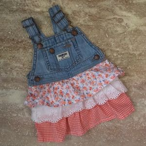 OshKosh B'gosh Dresses - OshKosh overall dress